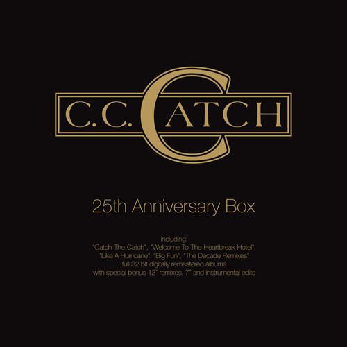 C.C. Catch - 25th Anniversary Box (5CD) - (CD1) Catch The Catch